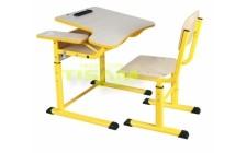 Комплект парта+стілець р.№3-6 рег. по висоті, рег. кут нахилу
