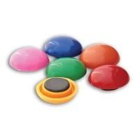 Магніти разноцветные 6 штук