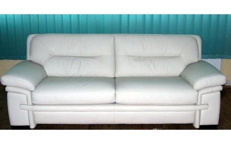 Кожаный диван Бару