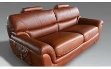 Кожаный диван Лола