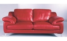 Кожаный диван Лулу