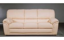 Кожаный диван Люксор