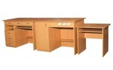 Комплект столів демонстраційних для кабінетів фізики, та хімії