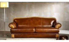 Шкіряний диван Ірен