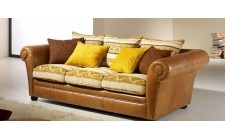 Шкіряний диван Помпей
