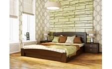 Ліжко Селена Аурі 1600*2000мм Масив