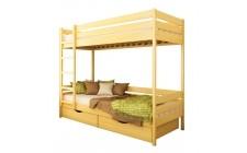 Ліжко Дует (Колір 102) 800*1900мм БЕЗ шуфляд Щит