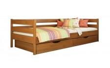 Ліжко Нота 800*1900мм 3 2ма шуфлядами Щит