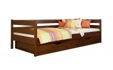 Ліжко Нота 900*2000мм 3 2ма шуфлядами Масив