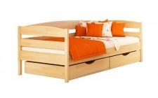 Ліжко Нота плюс (колір 102) 800*1900мм БЕЗ шуфляд Щит