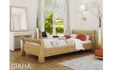 Ліжко Діана 800*1900мм Масив