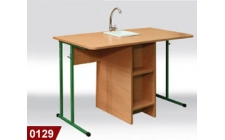 Столы демонстрационные для кабинетов физики и химии