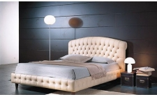 Шкіряні ліжка